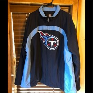 NFL Reebok Tennessee Titans XL Men's Clean